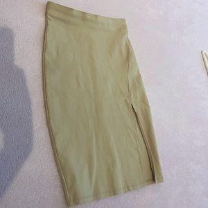 Blue Blush Skirt